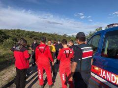 Kayıp ihbarı arama kurtarma ekiplerini teyakkuza geçirdi