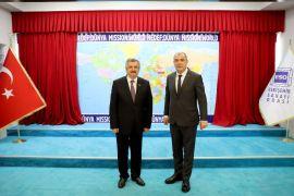 Milli ve yerli raylı sistemlerin merkezi Eskişehir