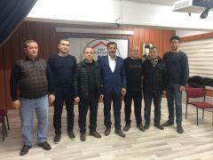 Eskişehir Babalar Platform'dan 'her türlü şiddete hayır' kampanyası