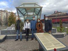 Uğur Mumcu için 847 kilometrelik yolculuk