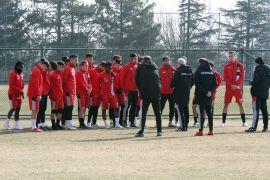Eskişehirspor'da İstanbulspor maçı hazırlıkları başladı