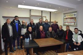 Cengiz Seçsev'den TÜFAD'a ziyaret