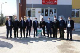 Çiftçileri 36 ton sertifikalı nohut tohumu dağıtımı yapıldı