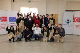 'Dünyanın Merkezi' Sivrihisar'da Sosyal Hayata Uyum Projesi