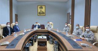 ESOGÜ ve 1. Hava Bakım Fabrika Müdürlüğü Arasında Eğitim İş birliği Protokolü imzalandı