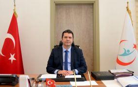 Eskişehir İl Sağlık Müdürü Prof. Dr. Uğur Bilge'den 'Yeşilay Haftası' mesajı