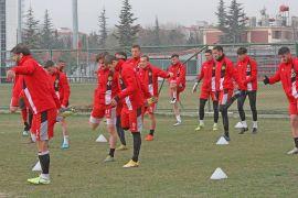 Eskişehirspor'da Akhisarspor deplasmanı öncesi hazırlıklar tamamlandı