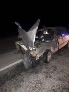 Günyüzü ilçesinde trafik kazası, 1 kişi ağır yaralandı