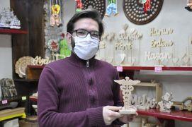 Odunpazarı'ndaki ahşapçılar normalleşme sürecinden umutlu
