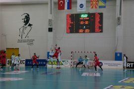2022 Erkekler Avrupa Hentbol Şampiyonası Elemeleri Grup maçı; Türkiye:22 Slovenya:30