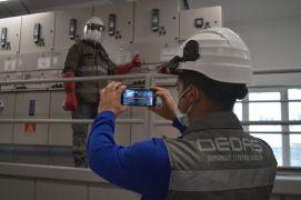 50 bin kilometrede 600 çalışan bu sistemle güvende