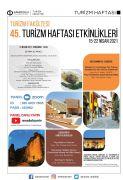 Anadolu'da 45. Turizm Haftası etkinlikleri