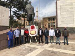 Başkan Kızılinler'den Veteriner Hekimler Günü mesajı