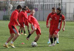 Eskişehirspor, Balıkesirspor maçının hazırlıkları tamamladı