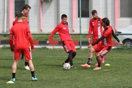 Eskişehirspor'da Menemenspor maçı hazırlıkları tamamlandı