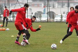 Eskişehirspor'da Tuzlaspor deplasmanı hazırlıkları tamamlandı