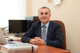 Prof. Dr. Kürşat Bora Çarman, çocuklarda epilepsi hakkında bilgilendirdi