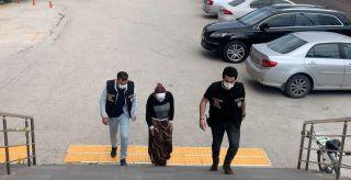 50'den fazla hırsızlık kaydı olan kadın tutuklandı