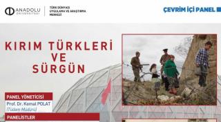 Anadolu Üniversitesi Kırım Türklerini unutmadı