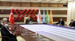 """Anadolu Üniversitesine """"Yeşil Bayrak"""" ve Engelsiz Program Nişanı"""" ödülü"""