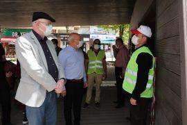 Başkan Kurt Odunpazarı Belediyesi emekçilerinin İşçi Bayramını kutladı