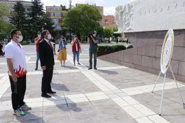 Eskişehir Gençlik ve Spor İl Müdürlüğü, Gençlik Haftası kutlamalarına başladı