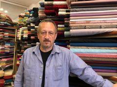 Hazır giyimde ürün bulamayanlar kumaşçıların yolunu tuttu