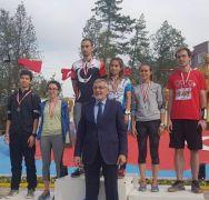 İnönü Belediyesi GSK sporcuları Milli Takım seçmelerinde