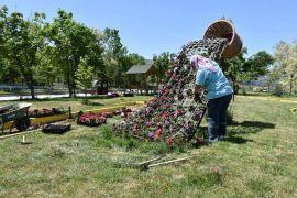 İnönü Belediyesi ilçenin çehresini değiştirmeye devam ediyor