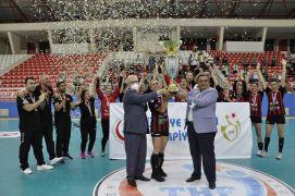 Kadınlar Türkiye Kupası final maçı