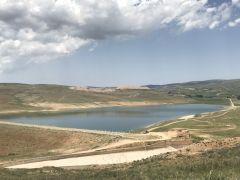 Kesin Barajı alarm veriyor