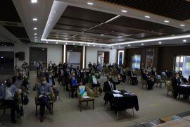 Odunpazarı Belediye Meclisinden İsrail'e ortak tepki