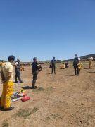 Orman İşletme Müdürlüğü çalışanlarına iş başı eğitim