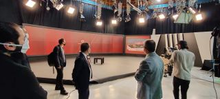 SPL Genel Müdürü Karabacak Rektör Erdal'ı ziyaret etti