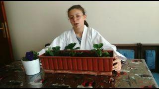Teakwondo sporcularının pandemi döneminde 'Hünerli Eller Üretime' projesi
