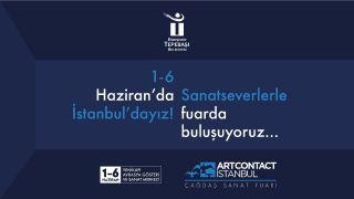 Tepebaşı'nın eserleri Artcontact İstanbul'da sergilenecek