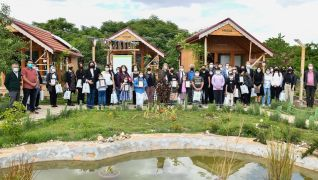 Çevre dostu okullara başarı belgesi