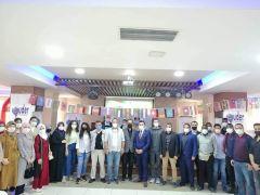 Misafir mezunlar vedalaştı