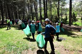 Tepebaşı'ndan '5 Haziran' temizliği