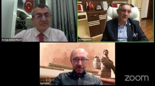 Türk Dünyası'ndaki yeni gelişmeler konuşuldu
