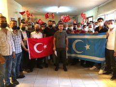 Irak Türkmenleri, yangın bölgelerine destek için hazır