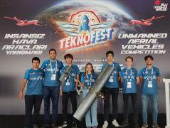 Eskişehirli öğrenciler TEKNOFEST'de şampiyon oldu