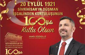 Sivrihisar, kurtuluşunun 100. yılını kutlayacak