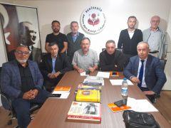 Spor Taban Birlikleri'nin başkanları toplandı