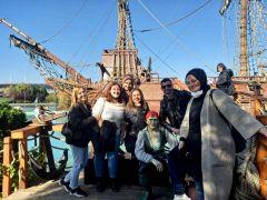 Bursalı lise öğrencilerinden Eskişehir ziyareti