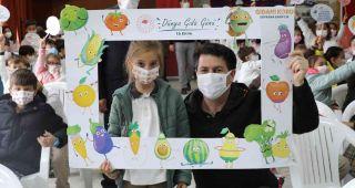 Dünya Gıda Günü öğrencilerle birlikte kutlandı