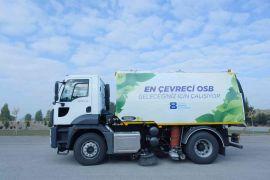 Eskişehir OSB'nin çevre yatırımları devam ediyor