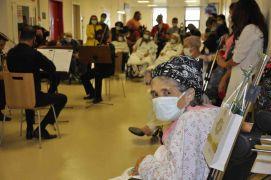 Eskişehir Şehir Hastanesinde Dünya Palyatif Bakım Günü kutlandı