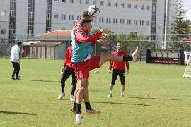 Eskişehirspor, Bucaspor maçı hazırlıklarını tamamladı